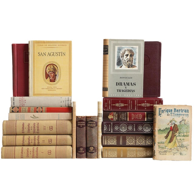 Image of Spanish Language Classics Library - Set of 20