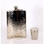 Image of C 1940 German Flask & Shot Glasses- Set of 7
