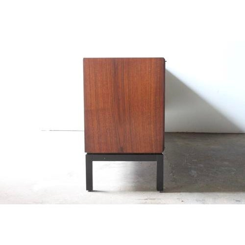 Walnut Credenza Attributed to Harvey Probber - Image 6 of 8