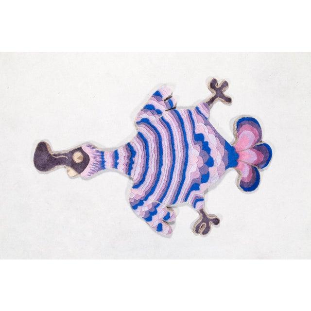 'Quasidodo' dodo bird carpet in wool - Image 7 of 7