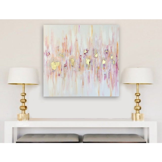 Image of 'Sojourn' Original Abstract Painting