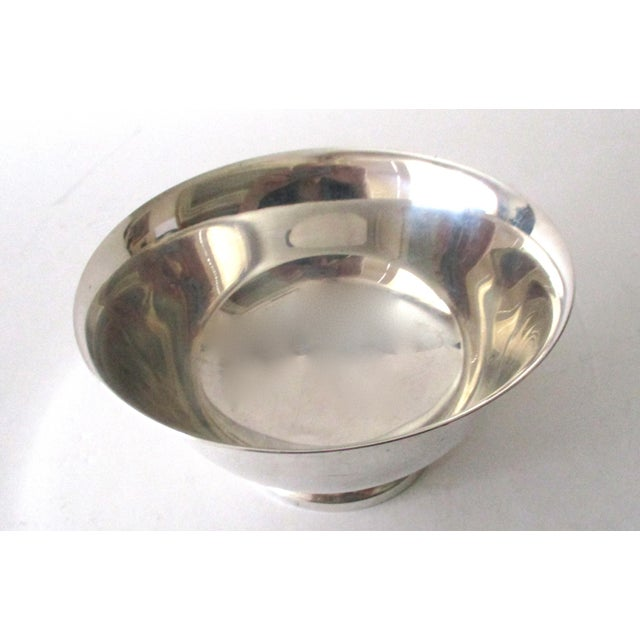 """Image of Sterling Silver """"Paul Revere"""" Bowl - Reed & Barton"""