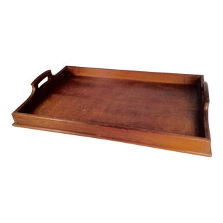 English Oak Serving Tray