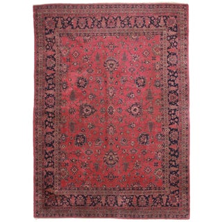 "RugsinDallas Turkish Wool Rug - 10'1"" X 13'4"""