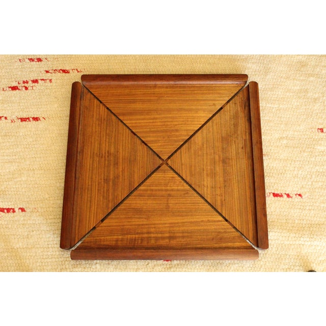 Early Dansk Rare Woods Mutenye Tray by Quistgaard - Image 2 of 3