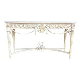 Currey & Co. Devereux Console Table