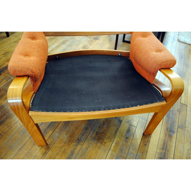Image of Norwegian Modern Lounge Chair
