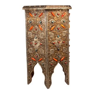 Moroccan Star Shaped Table