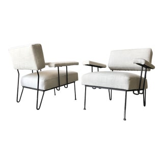Inco Lounge Chairs - A Pair