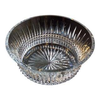 "Waterford Lismore Diamond 10"" Bowl"