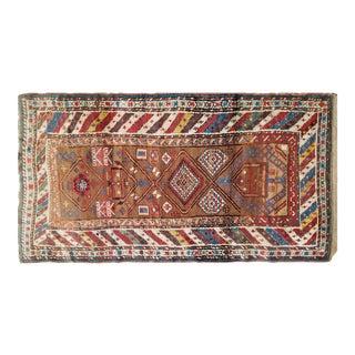 Vintage Persian Rug - 3'7″ x 6'8″