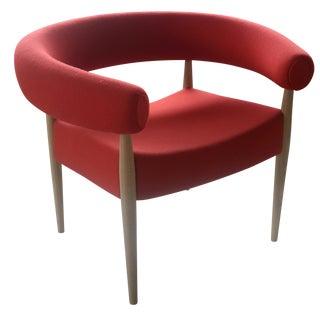 Nanna & Jørgen Ditzel Ring Chair for Getama