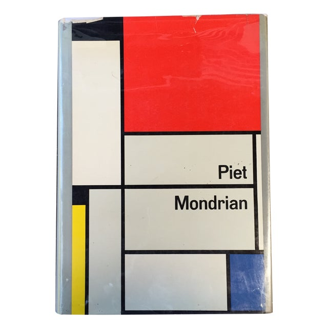 Image of Piet Mondrian - Life and Work Book 1956