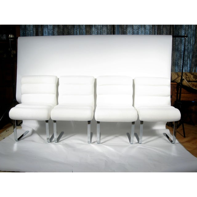 Pace Lugano Chairs - Set of 4 - Image 2 of 5