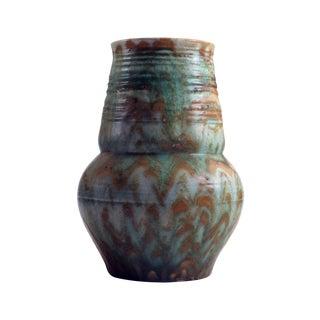 Beswick English Art Deco Glazed Porcelain Vase