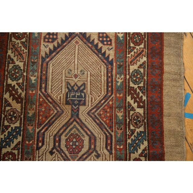 "Image of Antique Serab Rug Runner - 3'6"" x 18'6"""