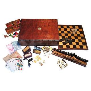 1920s German Game Box