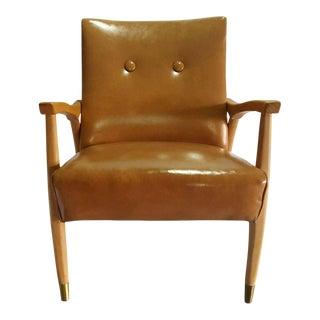 Mid-Century Danish Modern Lounge Chair