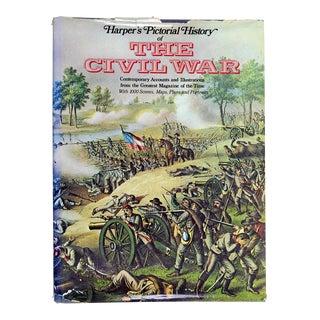 """Harper's Pictorial History of the Civil War"" Vintage 1977 Book"