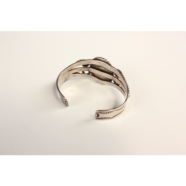 Image of Vintage Native American Cuff Bracelet VIII