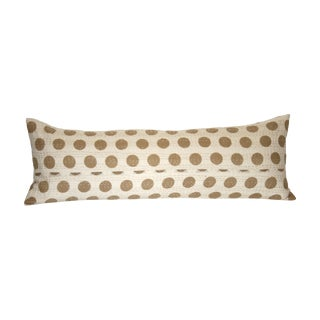 Kantha Polka Dot Pillow