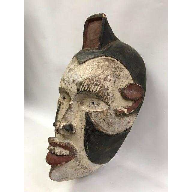 African Art Bacongo Mask - Image 3 of 6