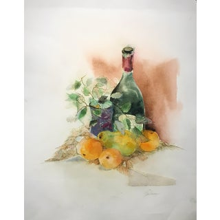 "Barbara Weldon ""Still life with oranges"""