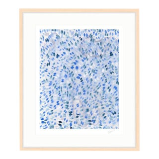 """""""Spring Petals in Lilac"""" Watercolor Giclee Print"""