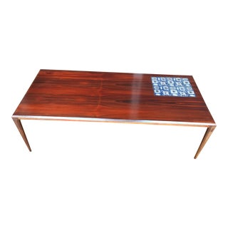 Johannes Andersen Danish Modern Coffee Table