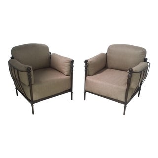 Michael Taylor Chairs - A Pair