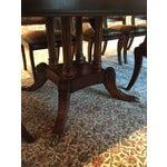 Image of Henredon Aston Court Dining Table