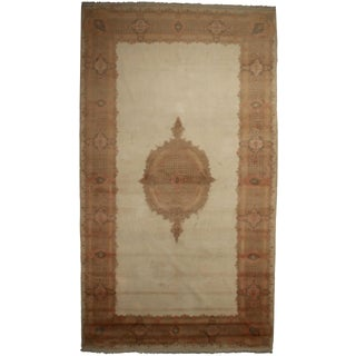 """Persian Kerman Hand Knotted Rug - 10'1"""" X 17'8"""""""