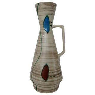 Mid-century Modern Bay Keramik Ceramic Vase