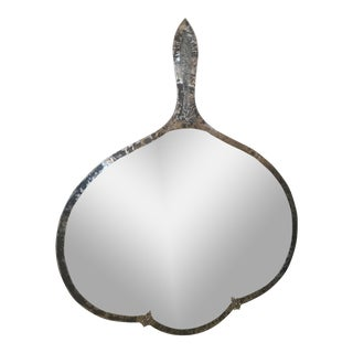 Hand Forged Steel Mirror