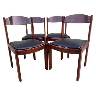 Restored Mid-Century Modern Dining Chairs - 4