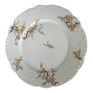 Vintage Limoges Haviland Dogwood Floral Dinner Plate