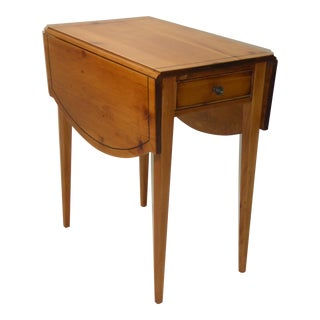 Charming Maryland Pine Pembroke Table