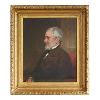 Robert Walter Weir Self Portrait, circa 1870