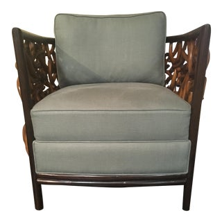 Rattan Auburn Lounge Chair