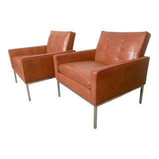 Mid-Century Modern Milo Baughman Inspired Chairs by Alma