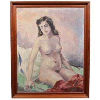 Maria Painting, 1943