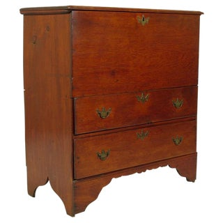 19th-C. Antique Blanket Chest