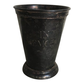 Towle Silverplate Mint Julep Cup