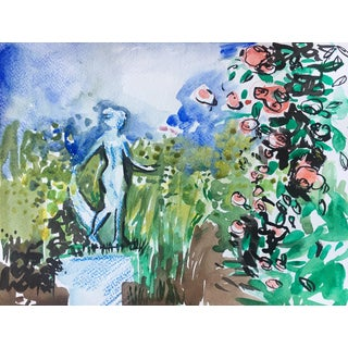 Blossoming #9 Original Painting