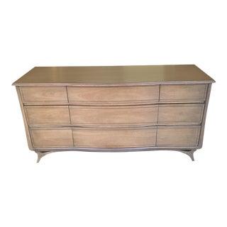 Mid-Century Modern Lowboy Dresser