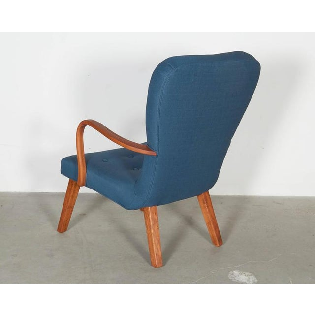 Mid-Century Swedish Arm Chair - Image 3 of 8