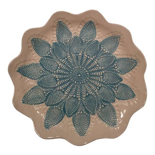 Contemporary Handmade Pottery Platter