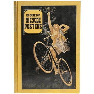 100 Years of Bicycle Posters Book