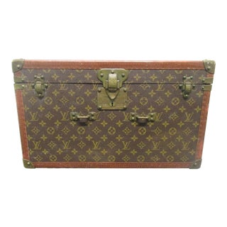 Louis Vuitton Vintage Hat Box