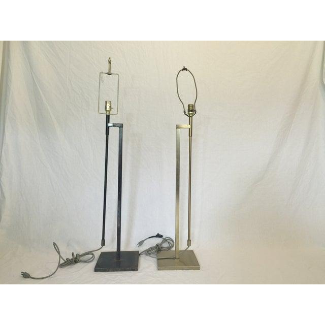 Vintage Laurel Adjustable Floor Lamps - A Pair - Image 11 of 11